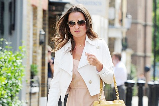 Pippa Middleton – looks casuais