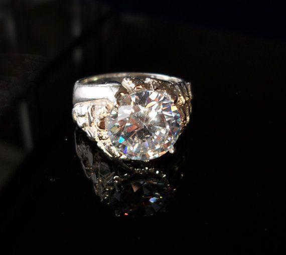 Custom for Omar 3 5 carat Men s Diamond Anniversary Engagement Ring …