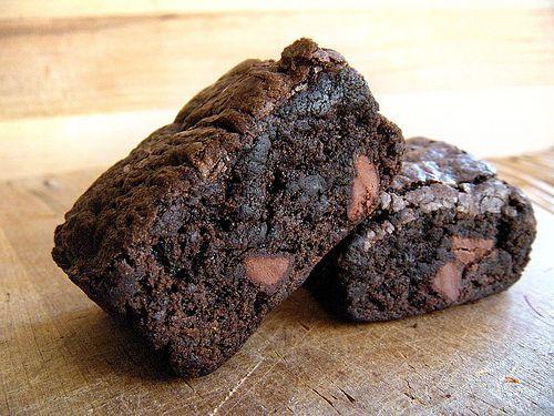 Whole Wheat Brownies | Cookies, Bars and Brownies | Pinterest
