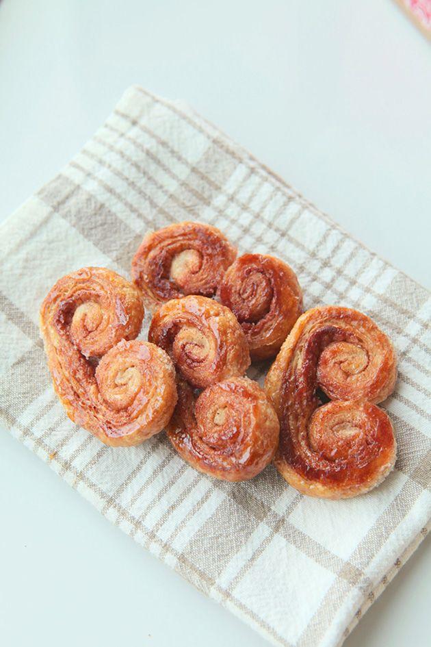 Cinnamon Palmiers Recipe . | Shabbat (Pareve) | Pinterest