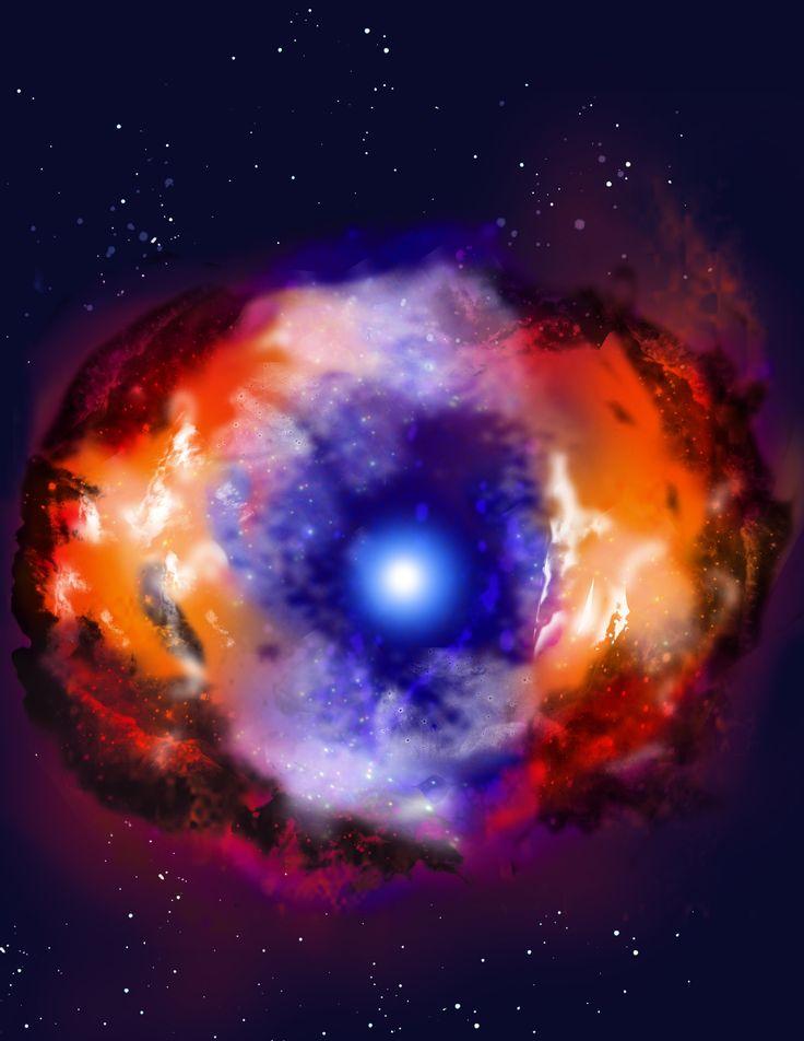 the how big is supernova - photo #23