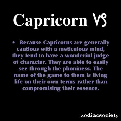 What Is A Capricorn Man Like