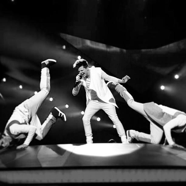 robin eurovision sweden
