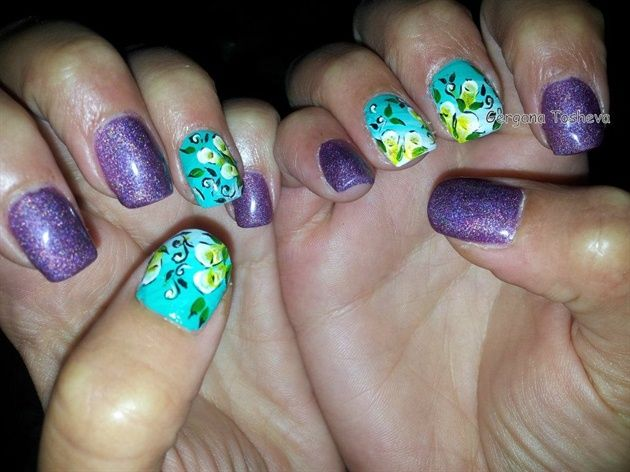 Pin by Country Blackberry Design on Beauty - Nails | Pinterest