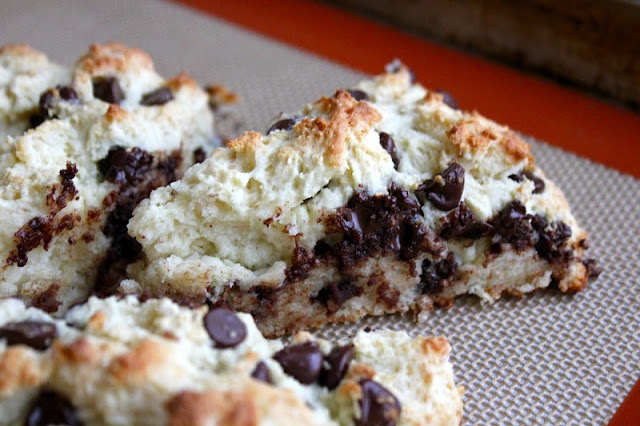 Kate's Light N' Fluffy Buttermilk And Chocolate Chip Waffles Recipe ...