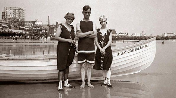 Atlantic City in the '20s