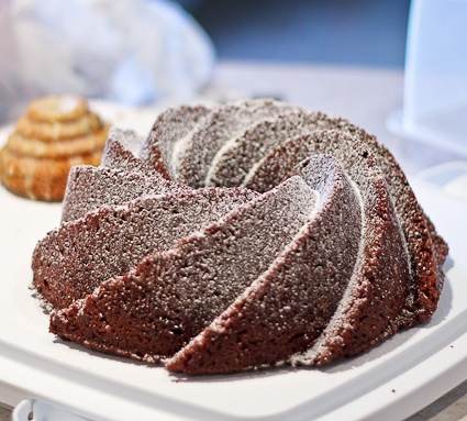 bundt cake with white chocolate ganache ganache cake banana bundt cake ...