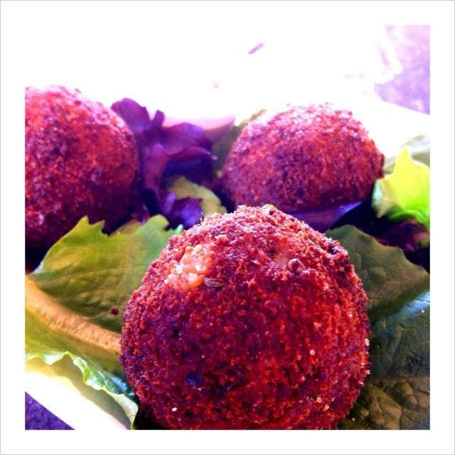 Boudin balls | Recipes-meat | Pinterest