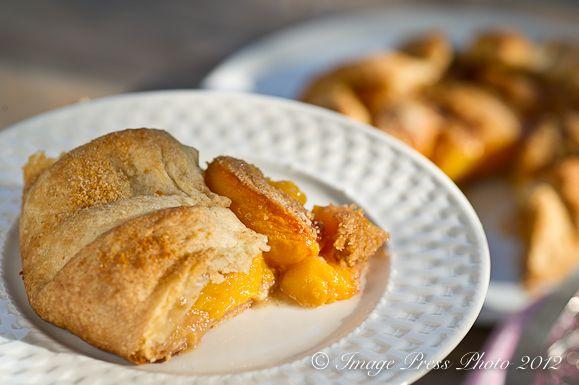 Peach Crostata-4