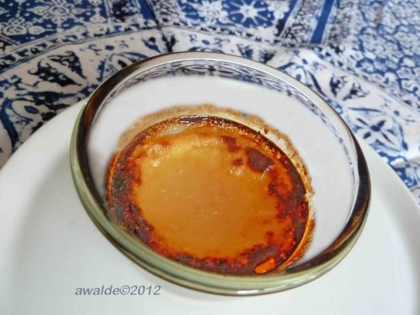 Lavender Creme Brulee (Ww) from Food.com: 4 WW Points Plus. Recipe ...