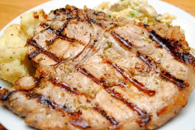 pork chops pork chops peking pork chops baked pork chops i rosemary ...