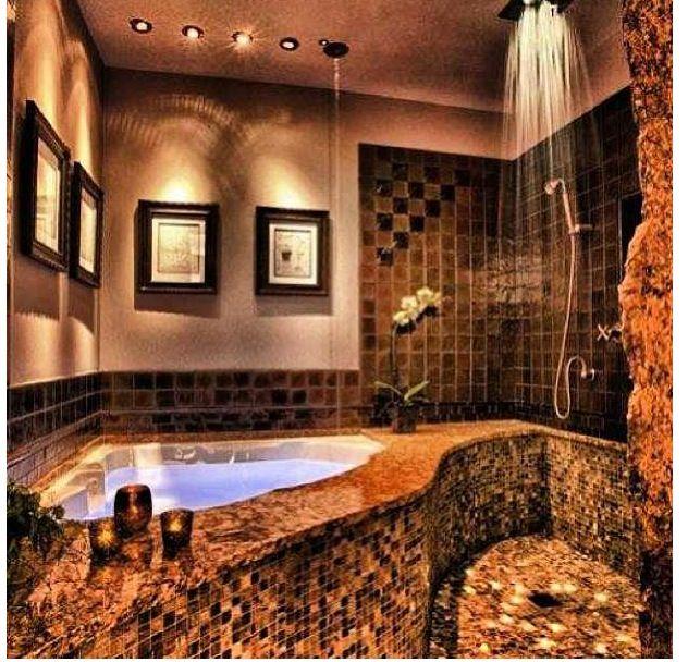 Nice bathroom decor homes archie bathrooms kitchens for Nice bathroom ideas