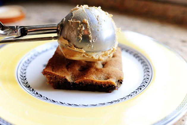 Chocolate Chip Caramel Ice Cream Sundae Recipe — Dishmaps