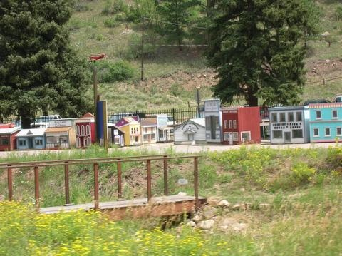 Tiny Town Amp Railroad Colorado People Dream Of Visiting