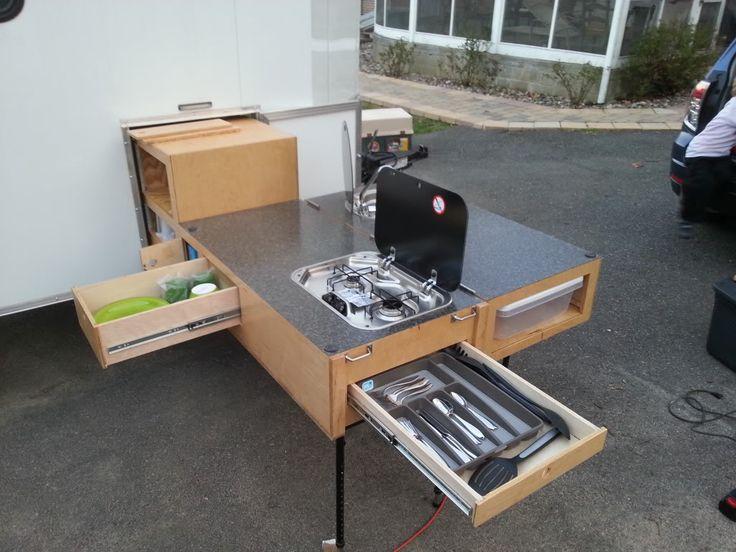Kitchen In A Box : Kitchen Kit/Chuck Box - Expedition Portal