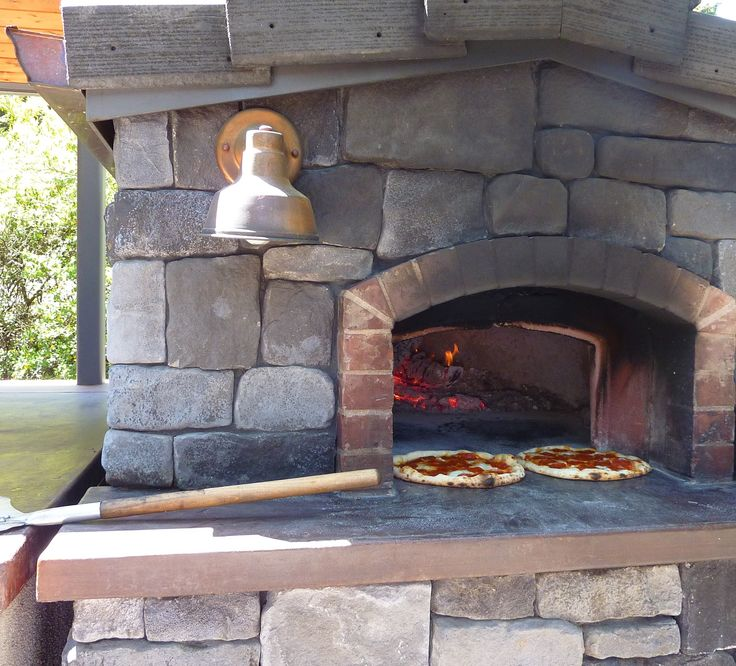 Boooyah Pizza Oven