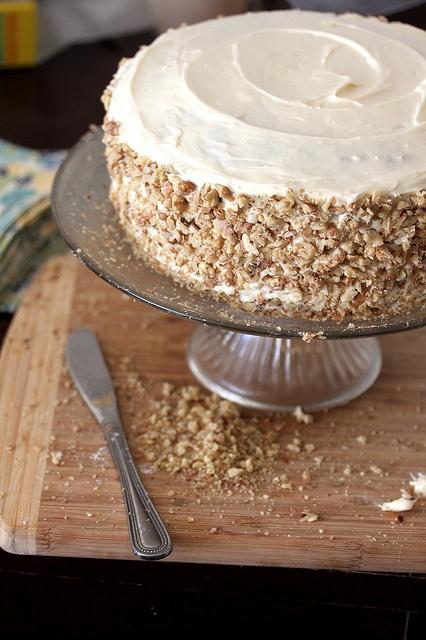 carrot cake | Desserts | Pinterest