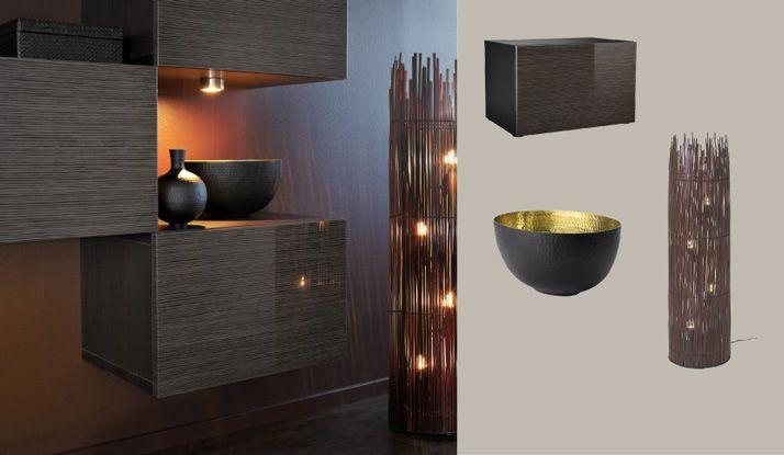 ikea grundtal cabinet light. Black Bedroom Furniture Sets. Home Design Ideas