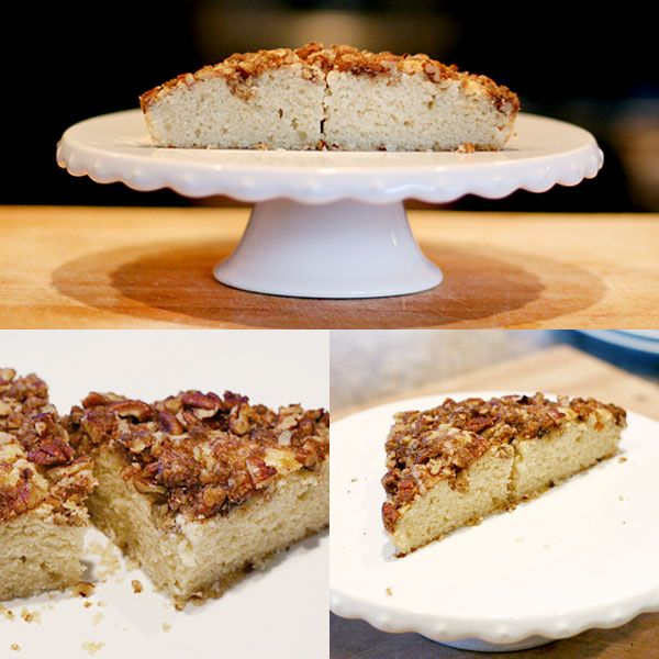 amazing pecan coffee cake | FOOD | Pinterest