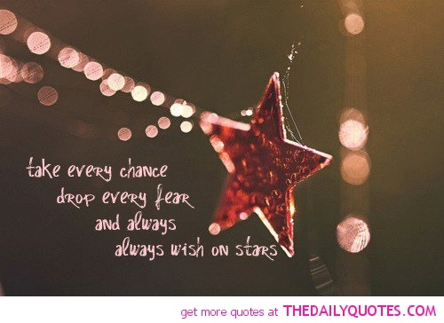 Take Every Chance | The Daily Quotes | Pinterest