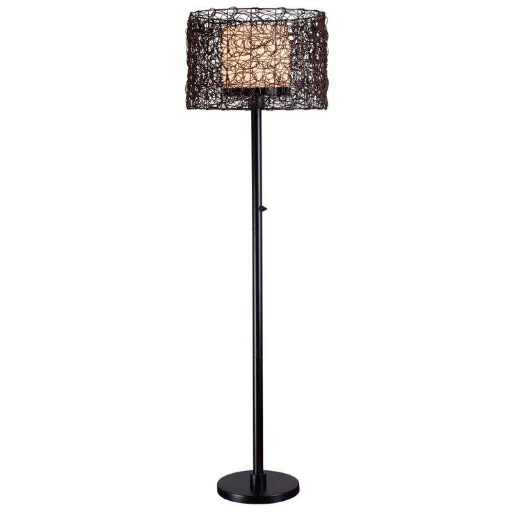 burcei indoor outdoor floor lamp. Black Bedroom Furniture Sets. Home Design Ideas