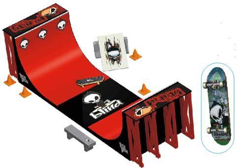 Tech Deck Blind Vert Ramp Christmas Ka Ena S 2013