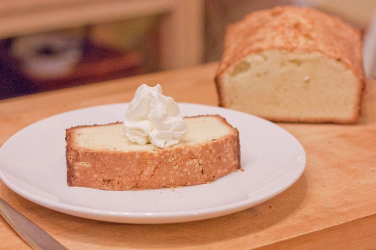 Vanilla Bean Pound Cake | Easter Recipes | Pinterest