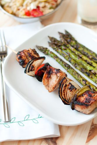 Post image for Greek Chicken Kabobs