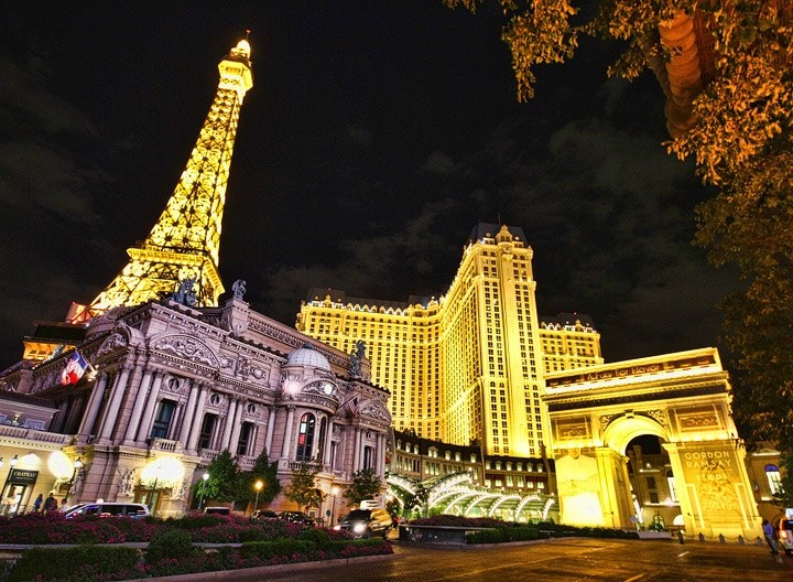 las vegas hotel & casino reviews