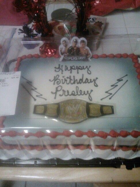 Aj Lee Birthday Cake