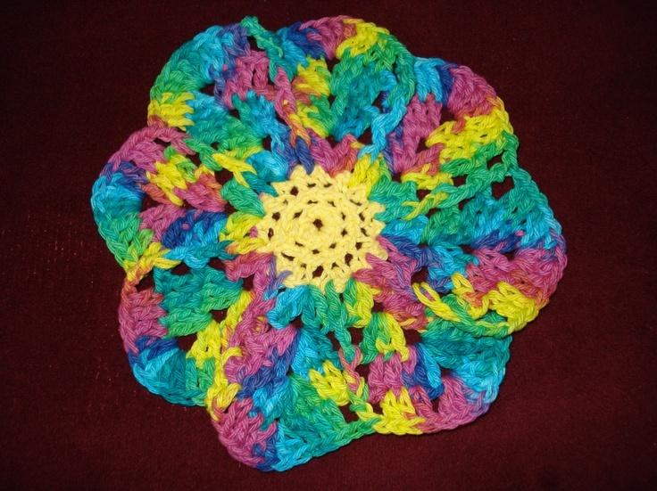 Crochet Patterns Using Peaches And Cream Yarn : Pin by Teresa Fredson on Crochet 1 Pinterest