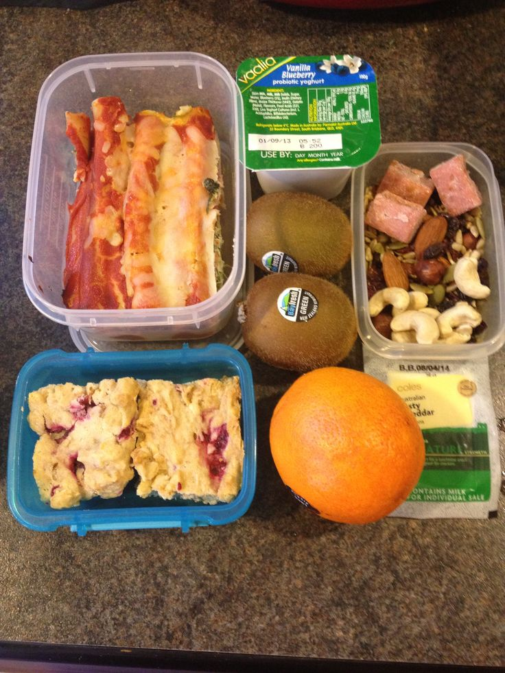 gluten free cannelloni with mixed seeds and nuts, g/f raspberry muffin ...