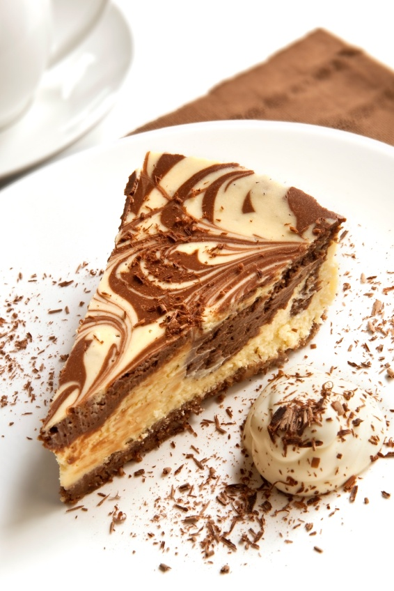 Marble Cheesecake | Delicious Recipes | Pinterest