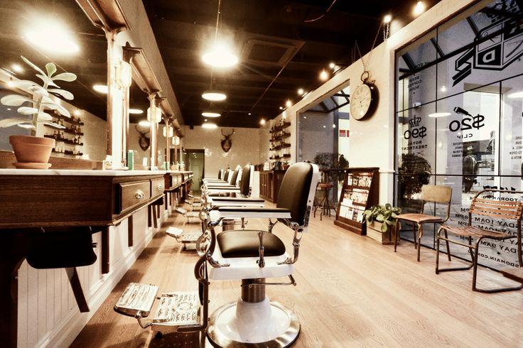 Kings Domain Barber Shop Barber Shop Pinterest