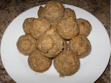 Gluten Free Banana Walnut Mini-Muffins | Recipes
