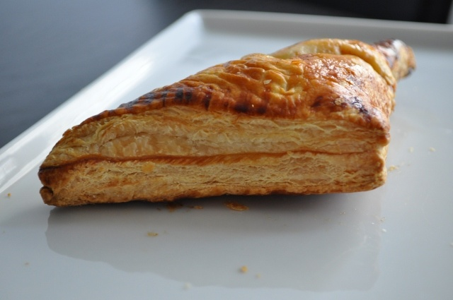 Flakey Chaussons Aux Pommes (French Apple Turnovers)