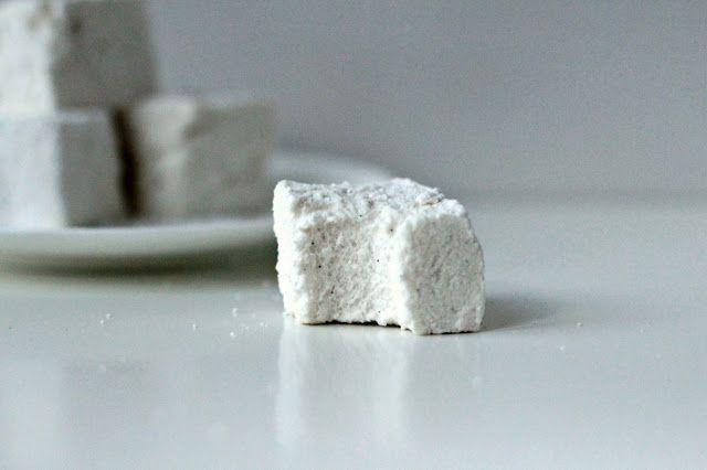 Milk and Honey: Vanilla Bean Marshmallows