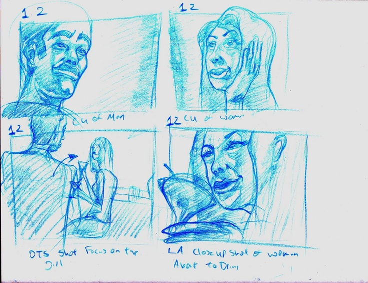 Drawings,Animation test, debates, gossip, technique: StoryBoards | The ...