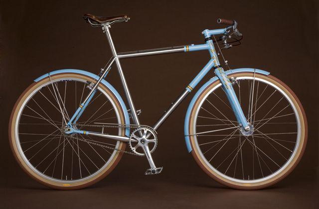 Vanilla Bicycles - Commuter