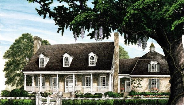 Cape Cod Colonial Cottage Country Farmhouse Southern