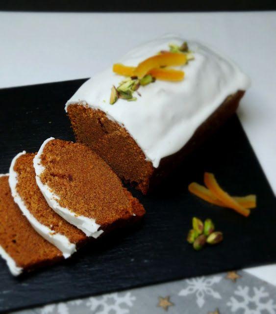 Gingerbread Spice Cake | Cakes For Christmas! | Pinterest