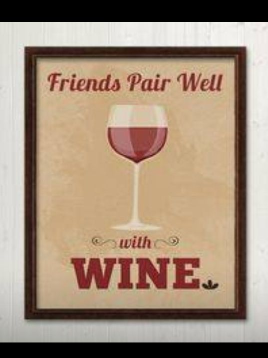 Friendship And Wine Sayings : Friendship quotes and sayings wine quotesgram