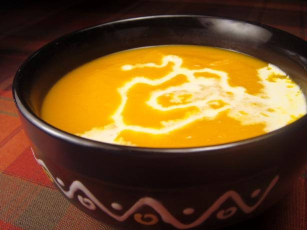 Carrot and Squash Curry Soup | Recipe