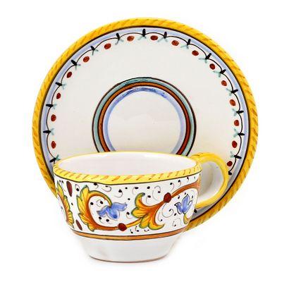 Charming Artistica Italian Ceramics Deruta And Vietri Dinnerware
