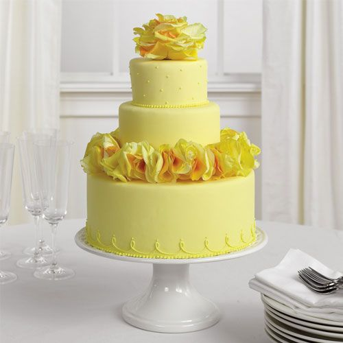 Decorating Ideas > Yellow Rose Cake Decorations  Cake Decorating Ideas  ~ 224142_Cake Decorating Ideas Roses