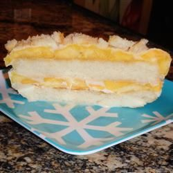 Mango Icebox Cake Recipe — Dishmaps