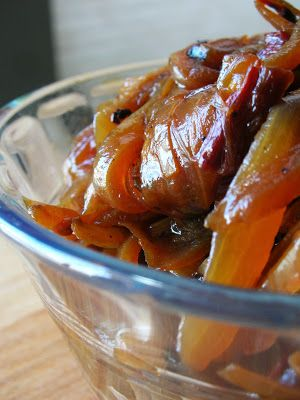 Chipotle Caramelized Onions Chipotle (olive oil, 4 cups sliced onion ...