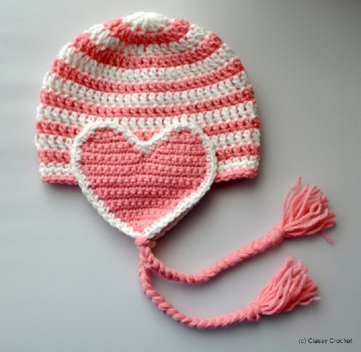 Free Valentine?s Day Crochet Patterns San Valent?n Pinterest
