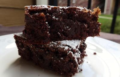 Dimples & Delights: Nutella Brownies By my most favorite foodie ...