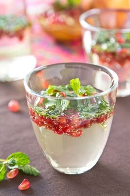 Refreshing Pomegranate Cooler - I am going to hire someone to make ...